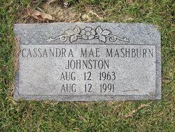 Cassandra Mae <I>Mashburn</I> Johnston