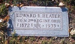 Edward R Heater