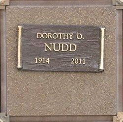 Dorothy O. Nudd
