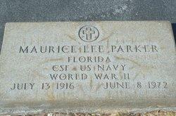 Maurice Lee Parker