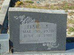 Elsie S Parker