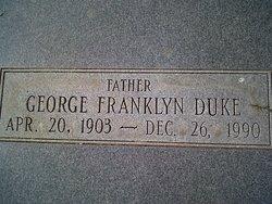 George Franklin Duke