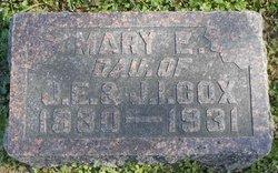 Mary E. Cox