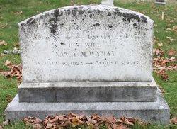 Nancy Maria <I>Wyman</I> Parker
