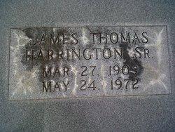 James Thomas Harrington, Sr
