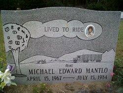 """Michael Edward """"Mike"""" Mantlo"""