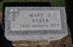 Mary J Weber