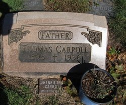 Thomas <I>Joseph</I> Carroll