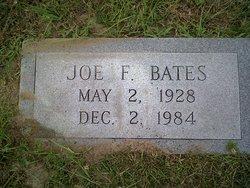 Joe F Bates
