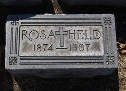 Rosa Held