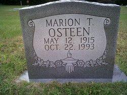 Marion T Osteen