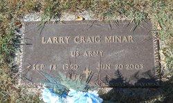 Larry Craig Minar