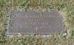 Norman Alfred Johnson
