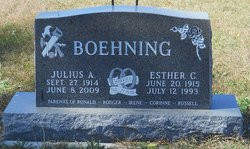 Esther C Boehning