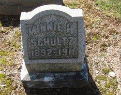 Minnie H Schultz
