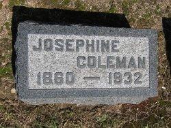 Josephine G Coleman