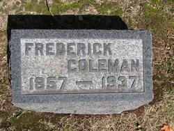 Frederick Coleman