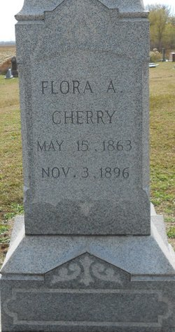 Flora A. <I>Cherry</I> Garner