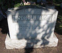 Helen C. <I>Uhr</I> Schultz