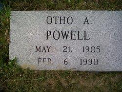 Otho A Powell