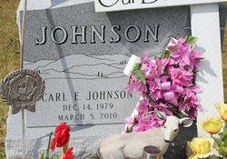 Carl Eugene Johnson