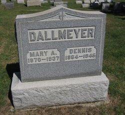 Mary Anna <I>Ohmer</I> Dallmeyer