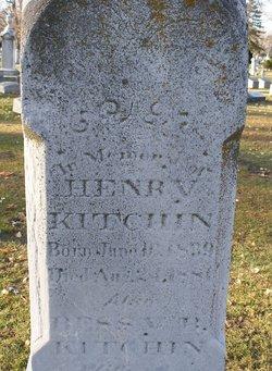 Henry Kitchin