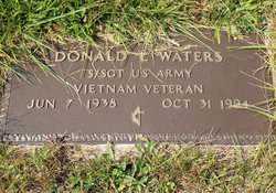 Donald L Waters