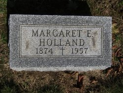 Margaret E Holland