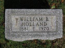 William B Holland