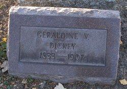 Geraldine V. Dickey