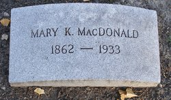 Mary K. MacDonald