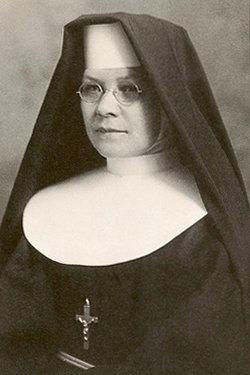 Sr Mary Lawrence Von Rueden
