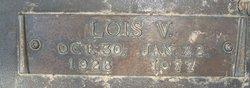 Lois Virginia <I>Smith</I> Cronk