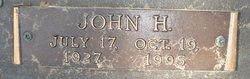 John Henry Cronk