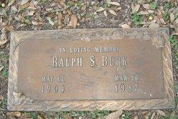 Ralph S Burk