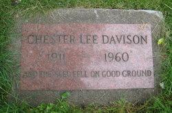 Chester L Davison