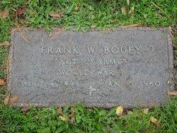 Frank William Bouey