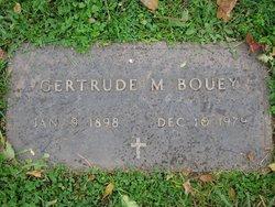 Gertrude M. <I>Kreis</I> Bouey