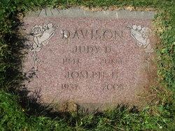 Joseph Harry Davison