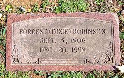"Forrest ""Dixie"" Robinson"