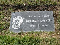 Rosemary Duenzen