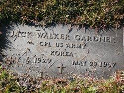 Jack Walker Gardner