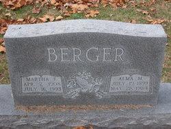 Alma M Berger