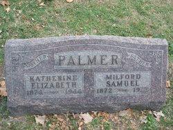 """Milford Samuel """"Bill"""" Palmer"""