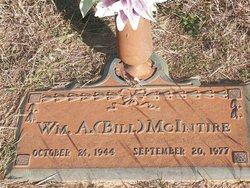 "William A. ""Bill"" McIntire"