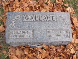 Elizabeth <I>Kickler</I> Wallace