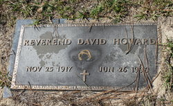 Rev David Howard