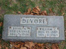 William Cornelius DeVore