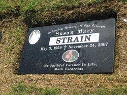 Susan Mary Strain